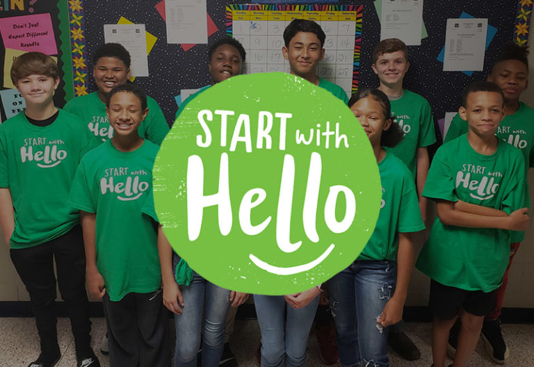 Start With Hello Program
