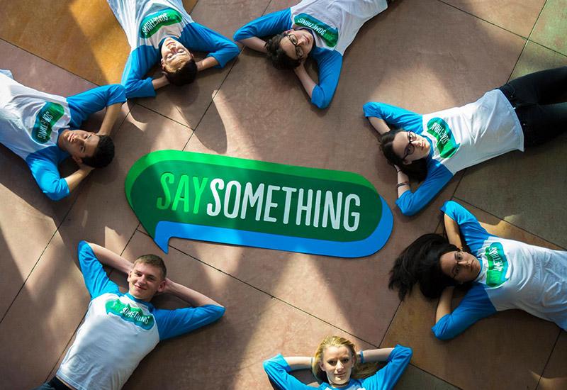 Say Something Program