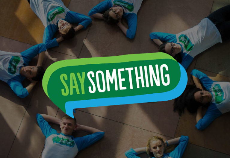 Say Something Program