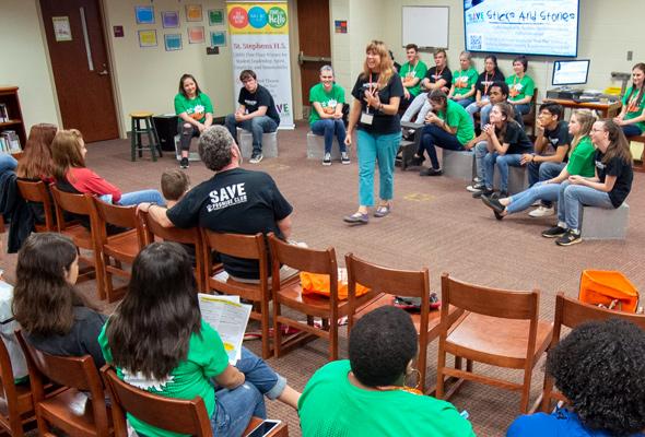 Sandy Hook Promise Volunteers