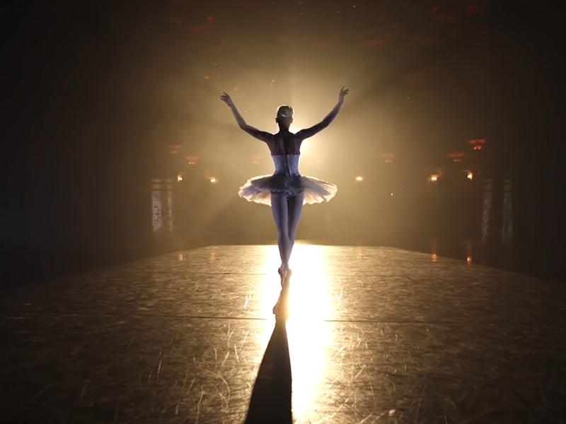 Still Dancer Vanaka