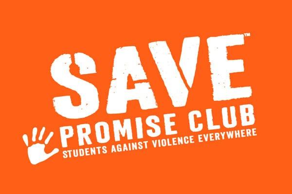 SAVE Promise Club logo